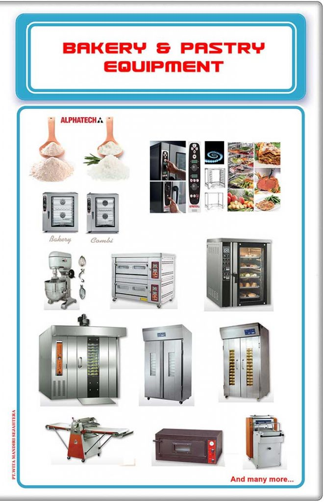 Bakery and Pastry Equipment